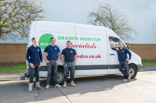 rock and co team - fitters