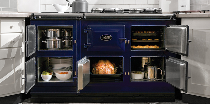 new aga range for kitchens