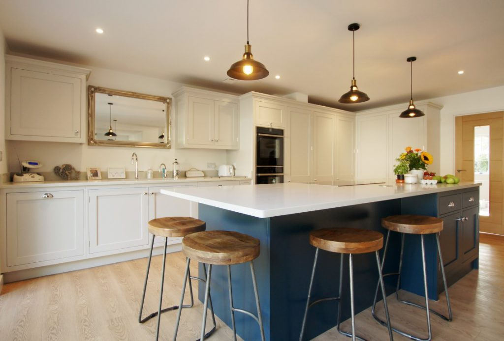 london grey carrera quartz worktops harpenden