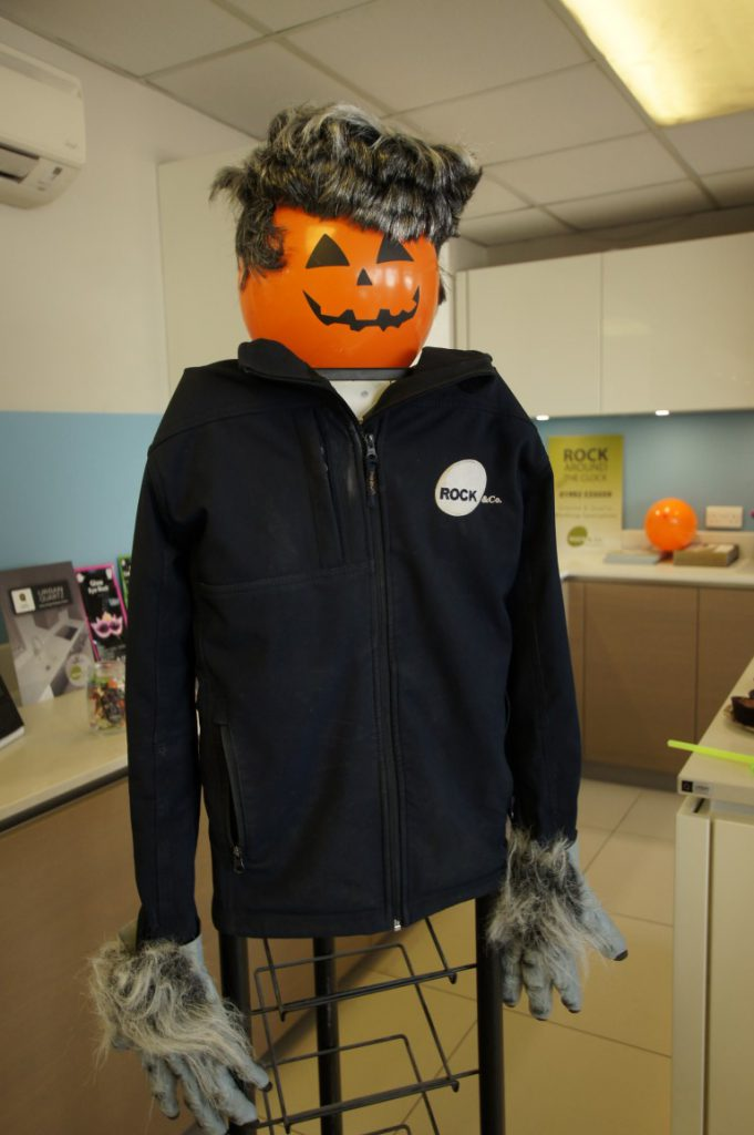 rock and co halloween event